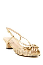 J. Renee Tattle Dress Sandal Wide Width Available Metallic