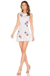 Tanya Taylor Lula Dress White