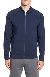 Tasc Performance Carrollton Zip Jacket Classic Navy