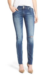 Women's Hudson Jeans 'Collin' Destroyed Skinny Jeans Beaudry