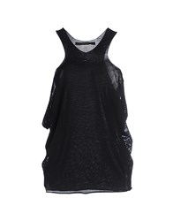 Terre Alte Topwear Tops Women Black