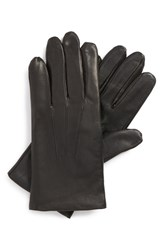 Men's John W. Nordstrom Leather Tech Gloves
