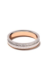 Boucheron Quatre White Version Ring Pg And Wg
