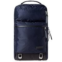 Master Piece Lightning Zip Backpack Blue