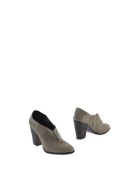 Luca Valentini Shoe Boots Light Grey