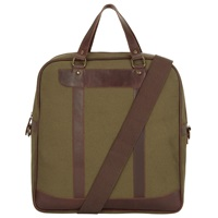 John Lewis Collingwood Holdall Bag Green