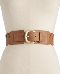 Inc International Concepts Braided Stretch Belt Only At Macy's