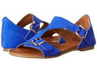 Miz Mooz Roman Royal Blue Women's Sandals