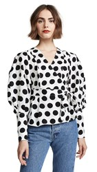 C Meo Collective Unending Top Ivory Spot