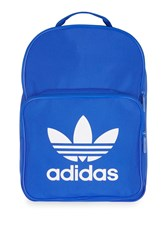 Adidas Trefoil Backpack By Originals Blue
