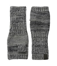 Original Penguin Variegated Knit Gloves Griffin Extreme Cold Weather Gloves Gray