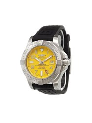 Breitling 'Avenger Ii Seawolf' Analog Watch Stainless Steel