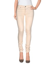 Cheap Monday Trousers Casual Trousers Women Beige