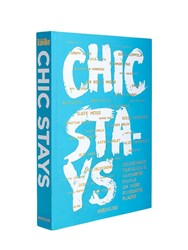 Assouline Chic Stays Book Multicolor