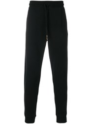 Love Moschino Tapered Tracksuit Bottoms Black