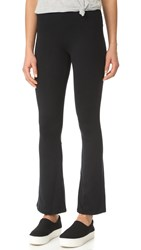 David Lerner Flare Pants Classic Black