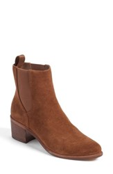Dolce Vita Women's Colbey Chelsea Boot Brown