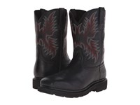 Ariat Sierra Wide Square Black Cowboy Boots