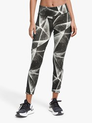 Reebok Lux 2.0 Bold 7 8 Training Tights Shattered Ice