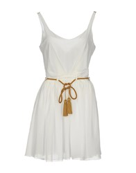 Heimstone Short Dresses White