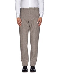 Jil Sander Trousers Casual Trousers Men Dove Grey