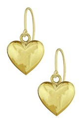 Candela 10K Yellow Gold Dangle Earrings