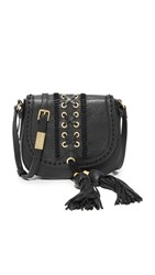 Foley Corinna Sarabi Saddle Bag Black