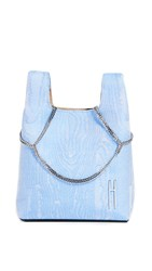 Hayward Mini Chain Bag Pale Blue
