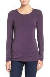 Halogenr Women's Halogen Long Sleeve Modal Blend Tee