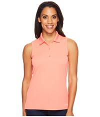 Columbia Innisfree Sleeveless Polo Shirt Melonade Women's Sleeveless Pink