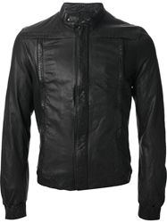 Avelon Cropped Jacket Black