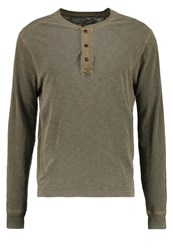 J.Crew Long Sleeved Top Olive Wood