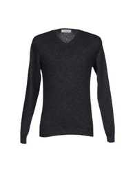 Mauro Grifoni Sweaters Dark Blue