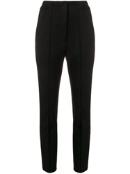 Dorothee Schumacher Classic Slim Fit Trousers Black