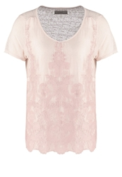 Cream Kaja Basic Tshirt Pastell Rose