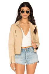 Doma Lou Jacket Tan