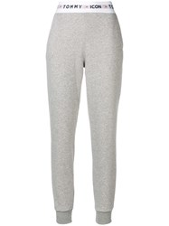 Tommy Hilfiger Loose Track Trousers Grey