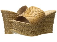Sbicca Kersy Tan Women's Wedge Shoes