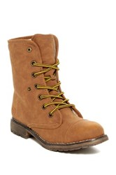 Chinese Laundry Raeven Faux Shearling Lined Boot Beige