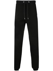 Just Cavalli Logo Track Pants Black
