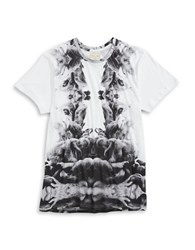 Eleven Paris Smoke Cloud Tee White
