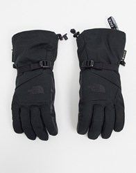 The North Face Montanna Goretex Glove In Black
