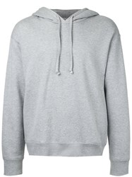 Doublet Hooded Sweater Grey