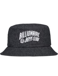 Billionaire Boys Club New Curve Logo Bucket Hat