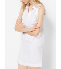 Linen Shirtdress Plus Size