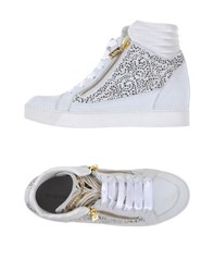 Alberto Guardiani Guardiani Sport Footwear High Tops And Trainers Women White