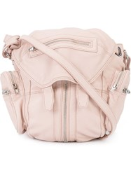 Alexander Wang Mini Marti Backpack Pink Purple