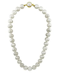 Majorica 18Kt. Gold Vermeil And Pearl Necklace