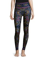 Nanette Lepore Smoothe Palace Printed Leggings