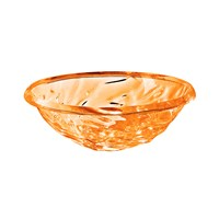 Kartell Moon Bowl Orange